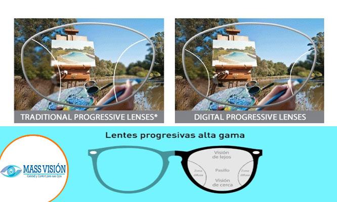 Multifocales Progresivos HD en resinas Antirreflex16 UV Duraquarz lentes de sol y mas