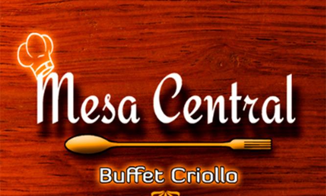 Buffet criollo Mesa Central Disfruta y repite las veces que quieras!!!
