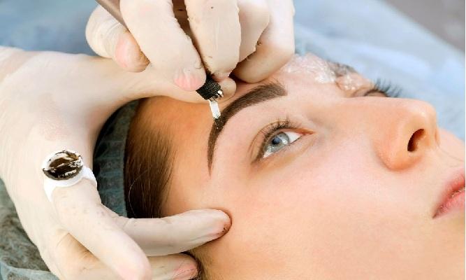 ¡Lo ultimo en diseño de cejas! Microblading pelo a pelo para cejas diseño y mas