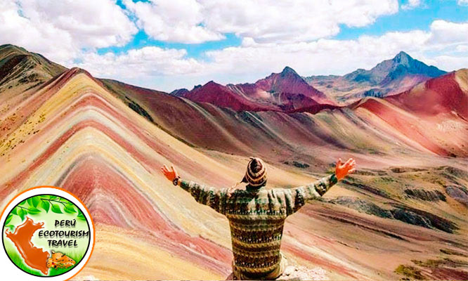 Full Day a montaña de 7 colores de Ausangate - Cusco almuerzo guia y mas