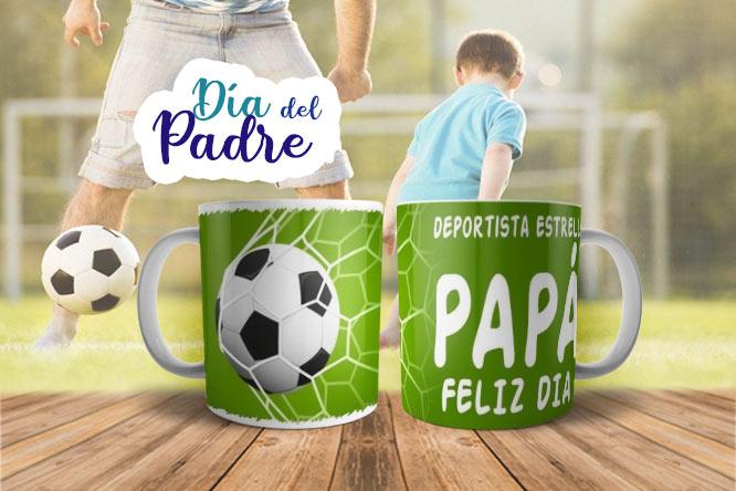 Taza Personalizada con opcion mouse pad para Papa ¡Incluye delivery!