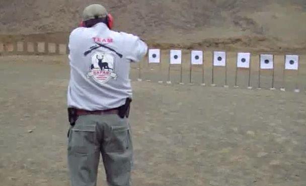 Clase de tiro 30 municiones uso de armas uso de protectores y mas