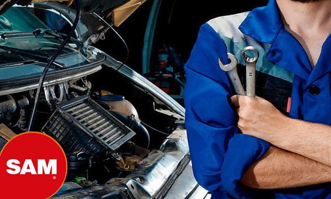 Mantenimiento para autos o camionetas desinfeccion de vehiculo
