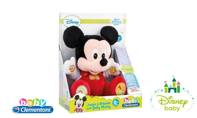 Disney Baby® - Mickey Mouse Juega rie y aprende Actividades delivery