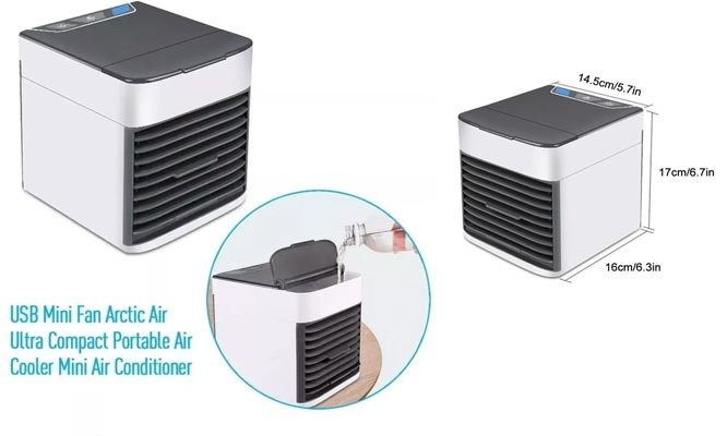 Aire Acondicionado Ultra Enfriador Version 2020Incluye delivery