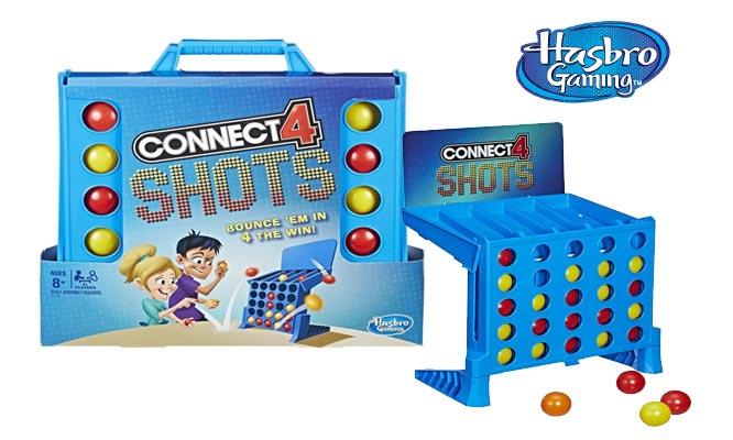 Juego Conecta Shots 4 Hasbro Games® delivery