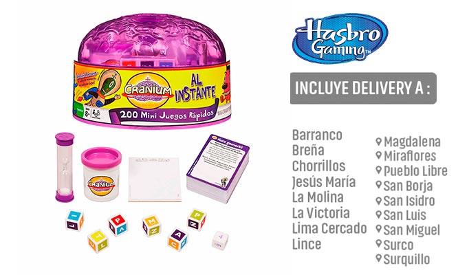 Juego Cranium de Hasbro Games® delivery