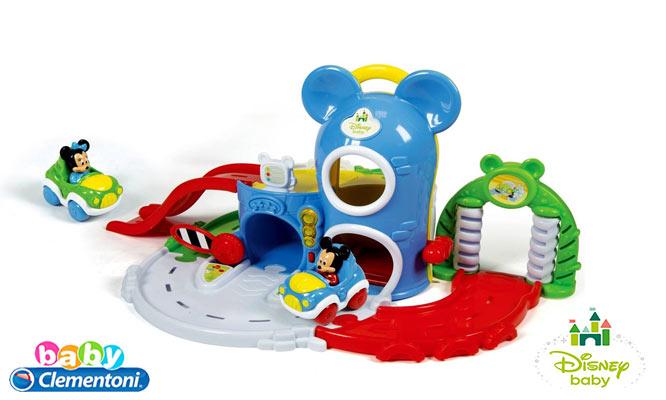 Disney Baby FUN GARAGE Baby Clementoni® delivery
