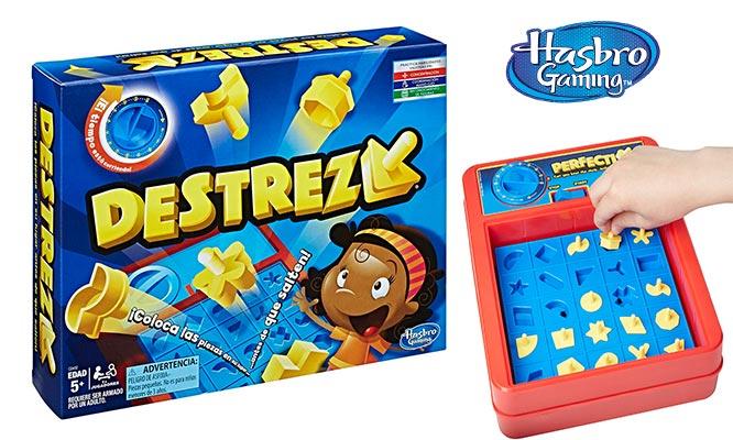 Juego Destreza- Perfection de Hasbro Games® delivery