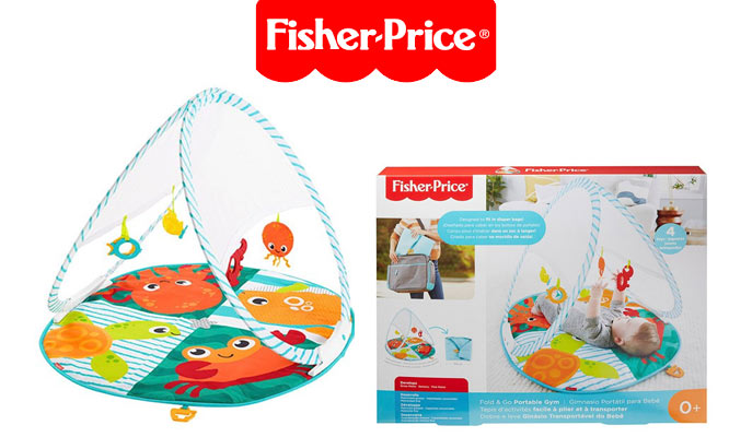 Gimnasio portatil de Fisher-Price® FXC15 delivery