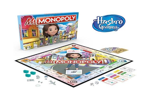 Juego Monopoly Ms de Hasbro Games® delivery