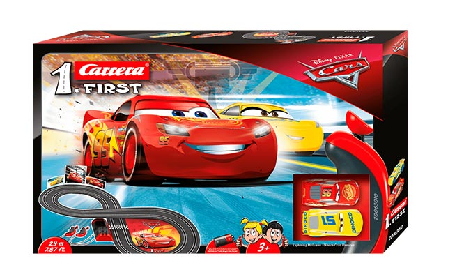 Pista de carreras Disney Pixar CARS - Hasbro Games® delivery