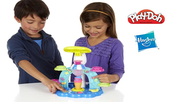 Set Play Doh Fantasticos Helados Play Doh® Hasbro® delivery