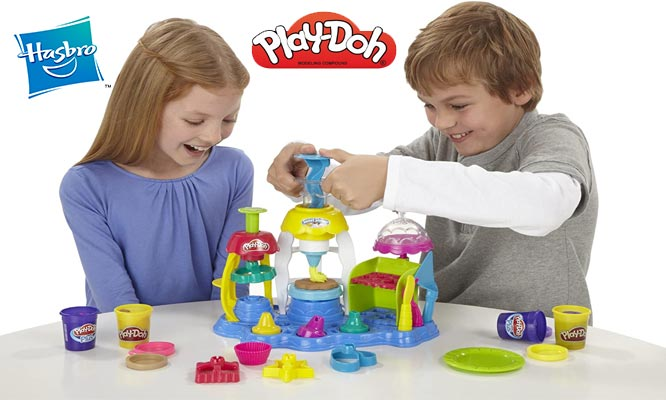 Set Play Dooh Pasteles Divertidos Play Doh® Hasbro® delivery