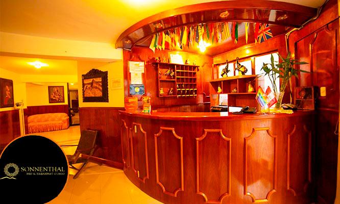 Cusco noche romantica en Habitacion Delux desayunos para dos