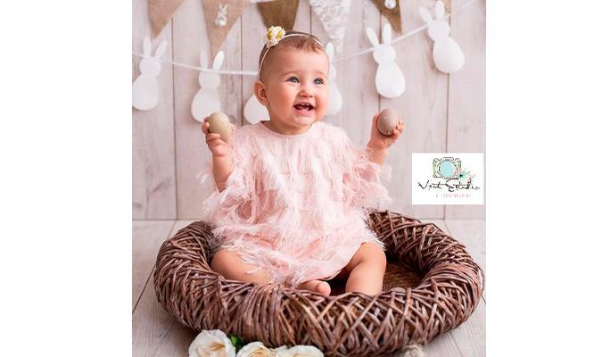 Sesion fotografica en estudio para bebes y niños (de 2 meses a 10 años)