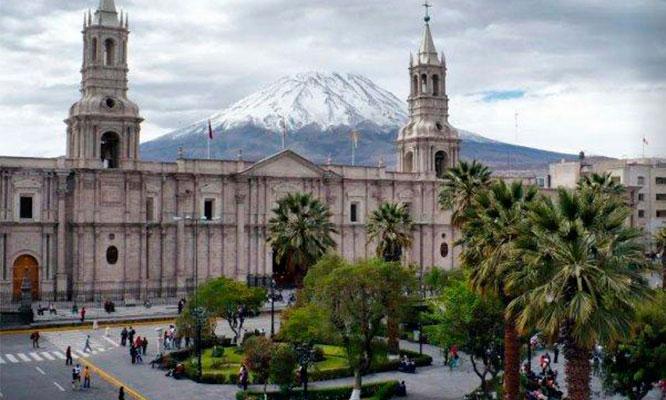 Arequipa 3D/2N o 4D/3N -AQP Colca desayunos Tours City & Campiña y Colca y mas