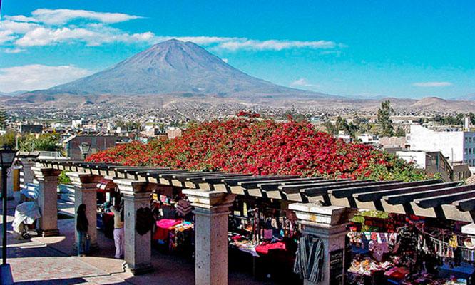Arequipa City & Campiña tour Tour Colca desayuno guia transporte y mas