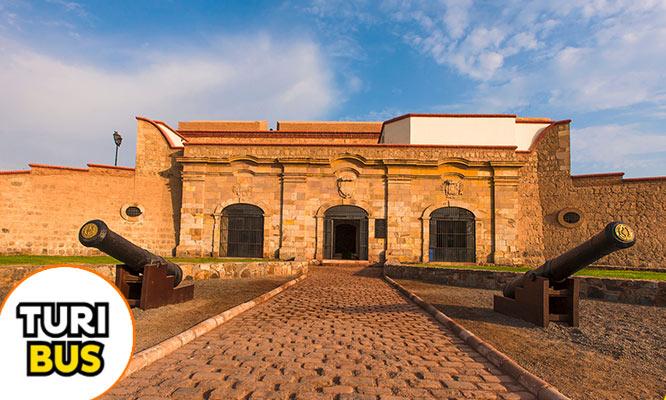 Fortaleza del Real Felipe y visita al Monumental Callao Salidas sabado o domingo