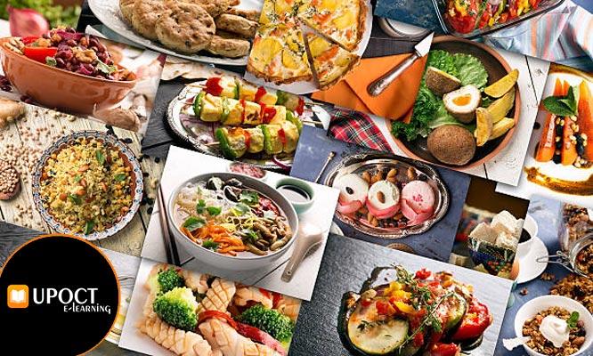 Clase online de cocina internacional con UPOCT E- Learning