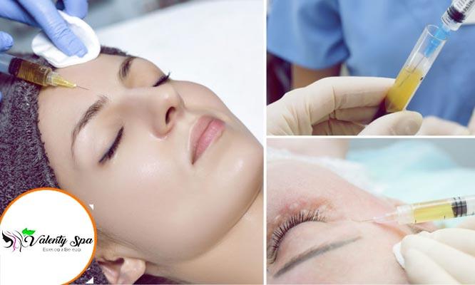 Face Recovery con Dermapen PRP Ac hialuronico y colageno mascara LED y mas