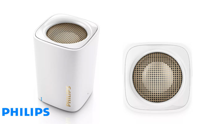 Parlantes Bluetooth Philips® BT100 en tres colores a elegir ¡Incluye delivery!