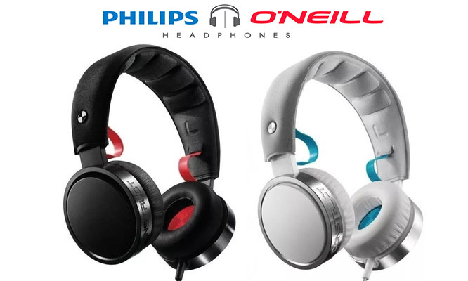 Audifonos THE CONSTRUCT Philips® SHO720 con microfono ¡Incluyen delivery!