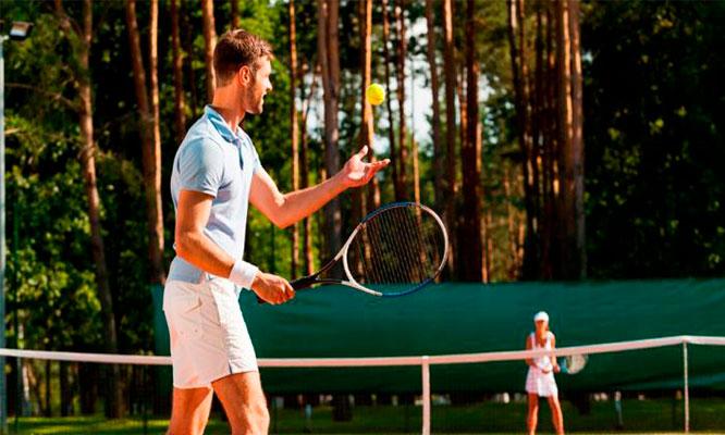 1 2 3 o 6 meses de clases de tenis en Alejo Aramburu