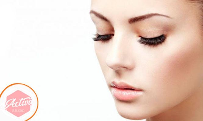 Planchado de cejas rizado de pestañas perfilado de cejas manicure express y mas