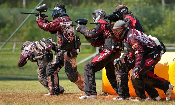 01 batalla paintball para 5 personas y mas