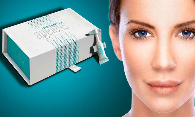 Ageless 5 10 o 15 viales de gel para arrugas con efecto tensor