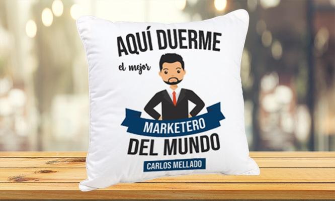 Almohadas personalizadas en lindos diseños ¡Sorprende con un hermoso detalle!