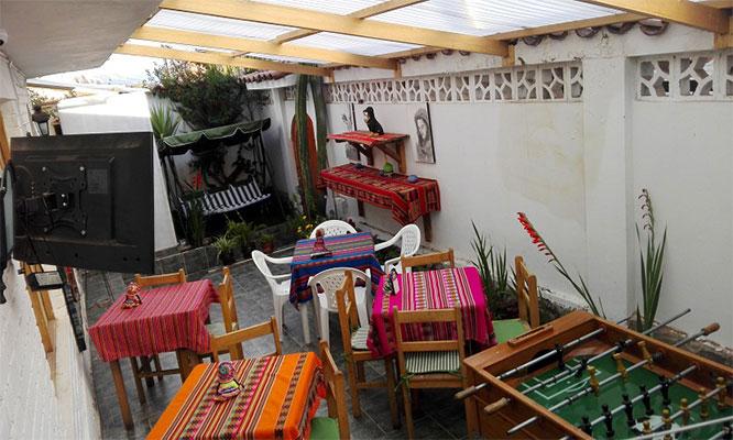 Cusco 1 noche para 123 o 4 personas