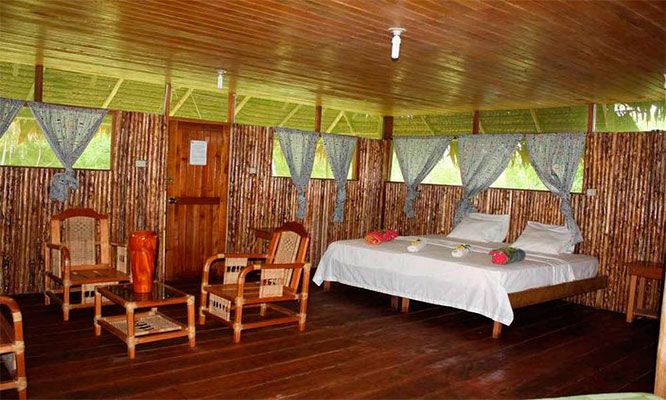 Iquitos Amazon Lodge Camp 3D/2N con alimentacion completa transporte tours y mas