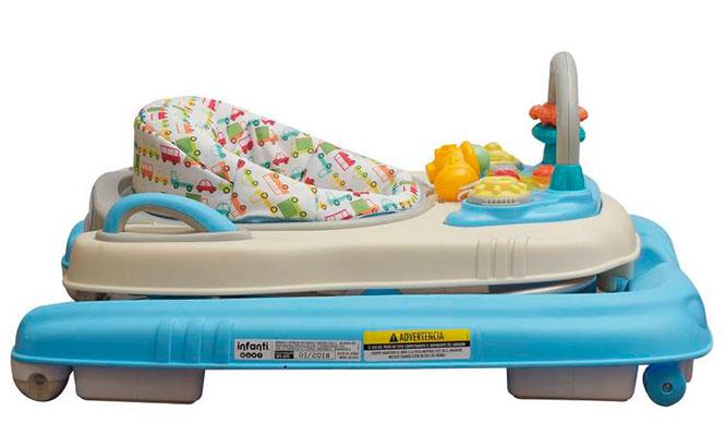 Andador Happy Step para niña o niño ¡Incluye delivery!