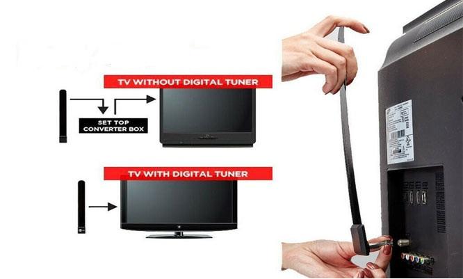 Antena Tv Digital Full Hd Smart TV delivery