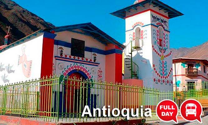 Full day Antioquia transporte privado