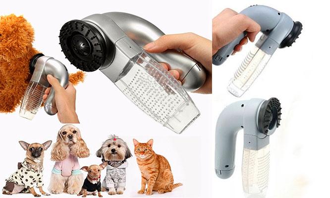 Aspirador removedor de pelo de mascota perros o gatos