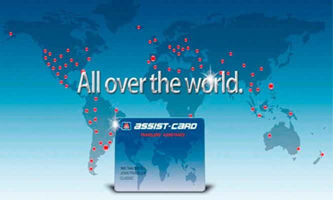 Seguro para 5 7 15 o 20 dias con Assist Card Nacional o Internacional