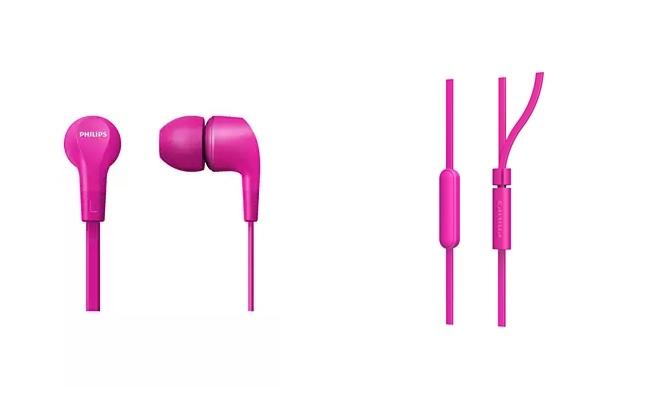 Auriculares intrauditivos con cable Philips ¡Lindos colores! ¡Incluye delivery!