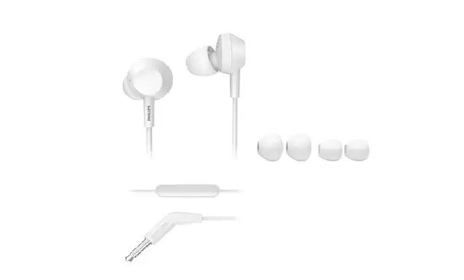 Auriculares intrauditivos con microfono Philips ¡Colores a eleccion!¡Incluye delivery!