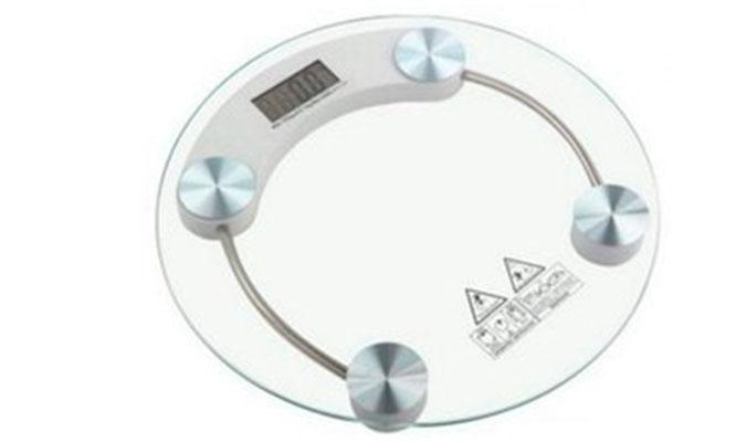 Balanza digital automatica (soporta hasta 180 kg) incluye delivery