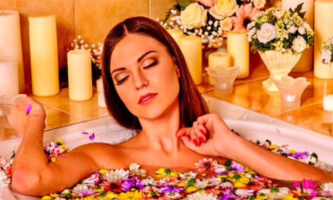 Baño de limpieza y florecimiento lectura del tarot y mas