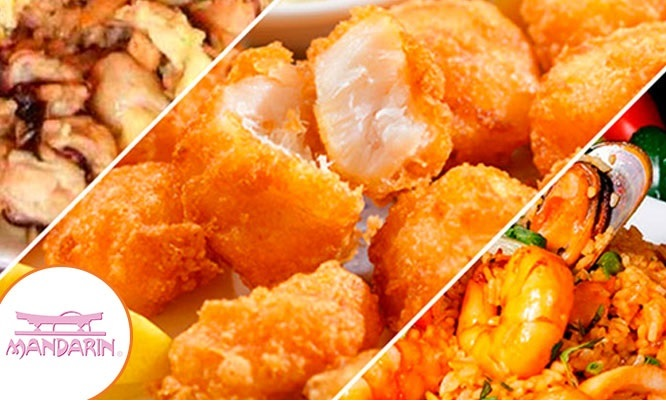 ¡Banquetes Familiares del Restaurant Internacional Mandarin valido para llevar o salon!