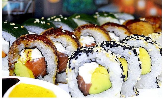 ¡All you can eat de makis! ¡Valido de lunes a domingo! Muestra el cupon desde el movil