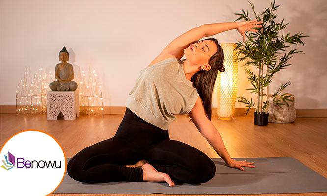 Curso Introduccion al yoga tus primeros pasos en la practica con Benowu