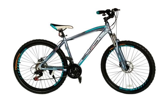 Bicicleta montañera Blast Aro 26 marca Bikekam 2 colores a eleccion