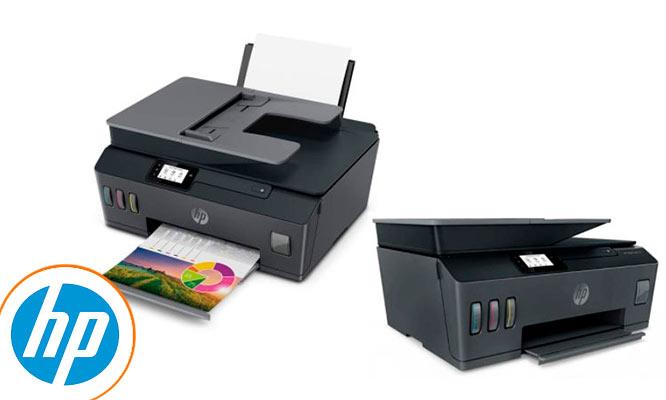 Impresora HP multifuncional SMART TANK 530 AIO ¡Incluye Delivery!