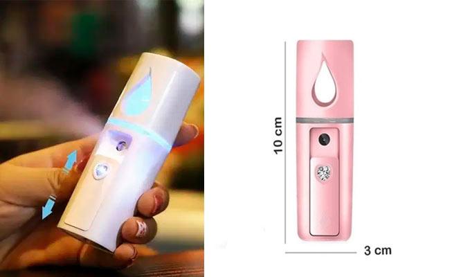Desinfectante Spray Sanitizante Nano Difusor USB ¡Incluye delivery!