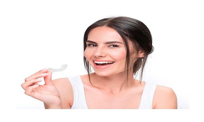 Alineador dental Ortodoncia invisible